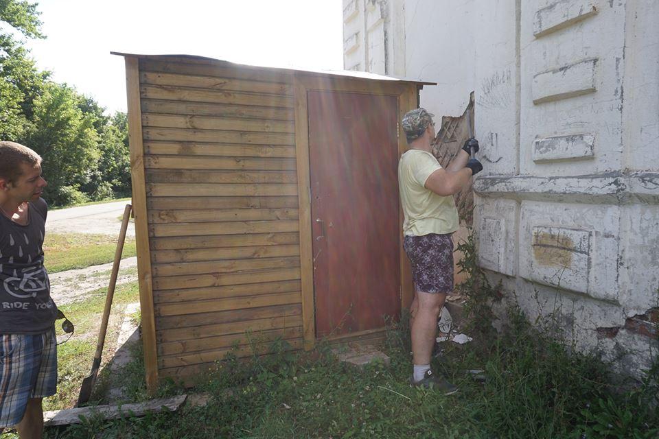 Храм св. Аллы провел 18-ю волонтерскую акцию